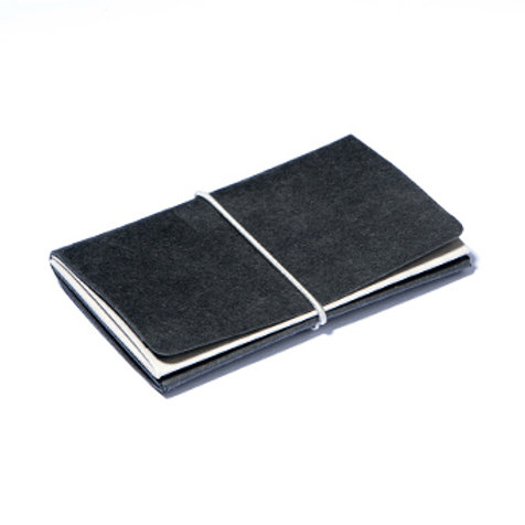 Wallet M - Black/Grey/Grey