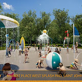 Market Place West Splash Pad, Saint John