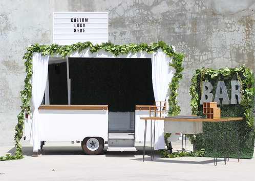 Photo Booth + Bar Package