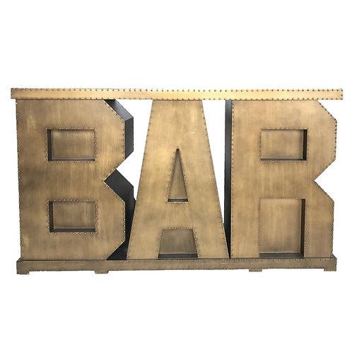 BAR-NARD golden bar