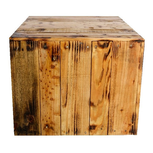 WOODEN cube M