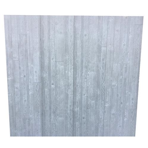 GRAY WOOD (8x8)