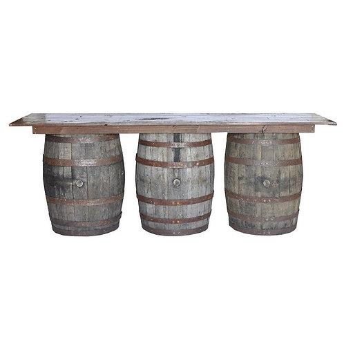 OAT trio barrel bar