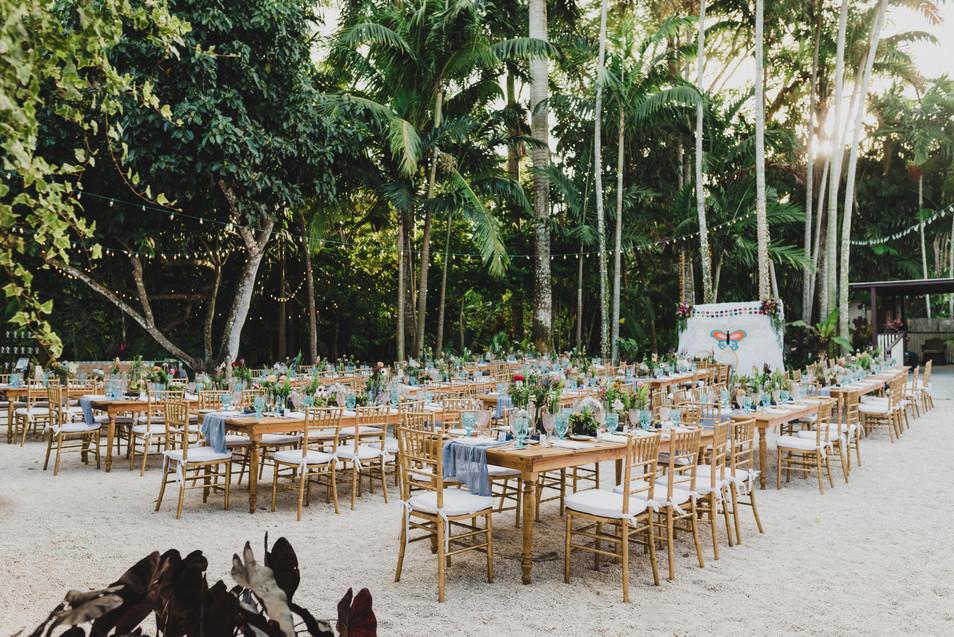 Homestead wedding rentals