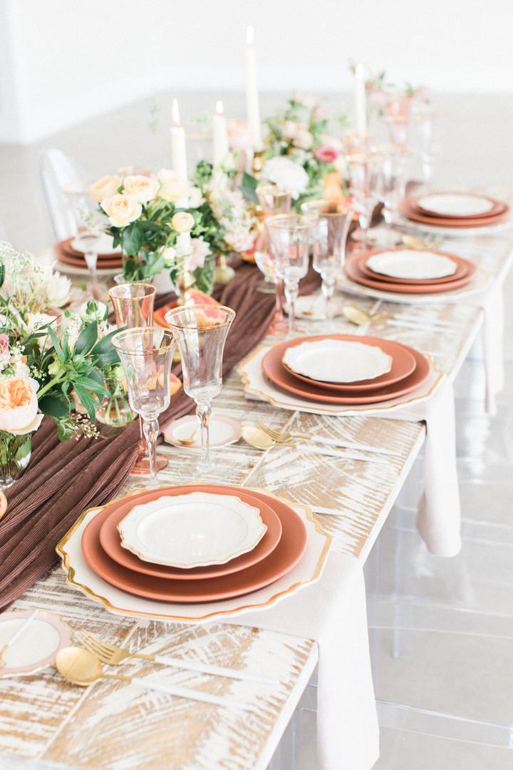 Miami farm table rental