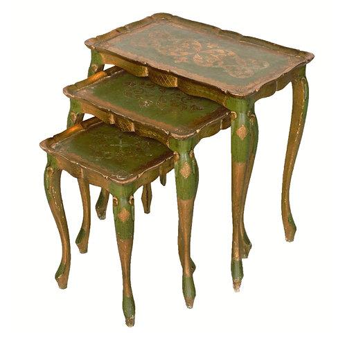 VERDI nesting table set