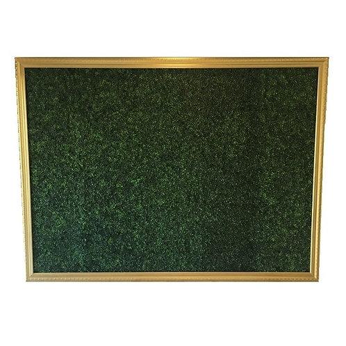FRAMED GRASS wall (10 x 8)
