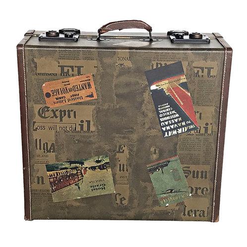 GLENN suitcase