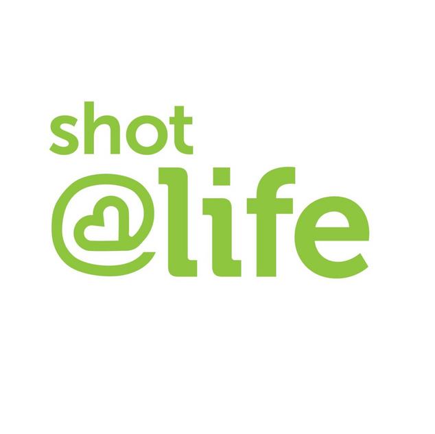 Shot@Life Logo