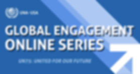Global Engagement Online Series