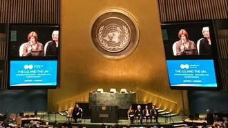 The U.S. and the U.N.: New Leaders, Pressing Challenges