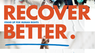 """U.N. Human Rights Day: """"Build Back Better"""""""