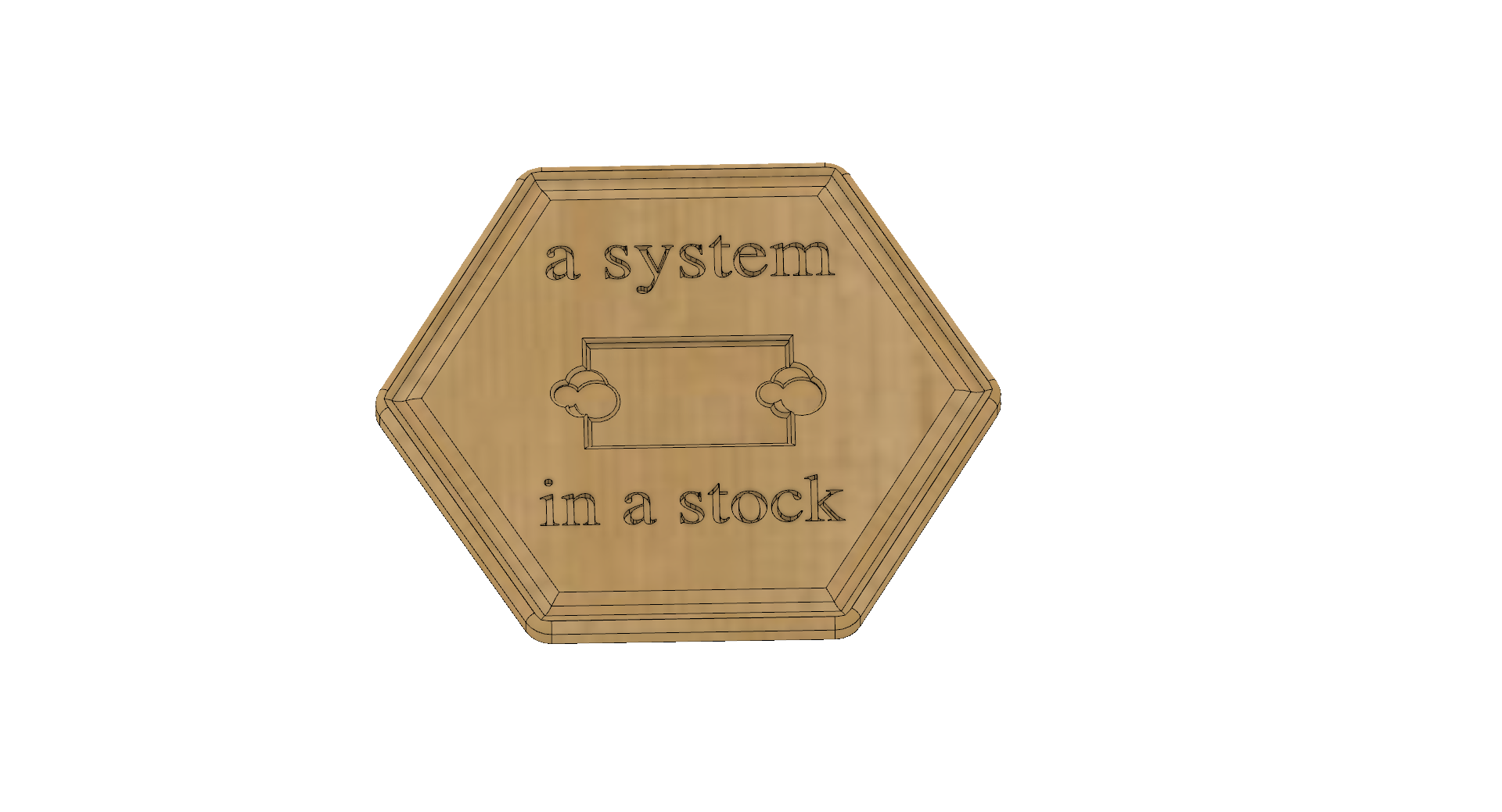 SD Coaster stock v2 wood