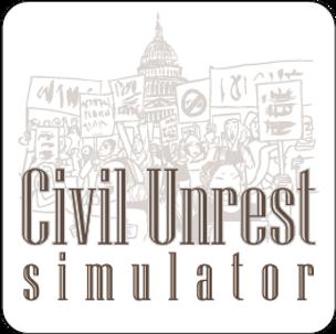 Civil Unrest Simulator