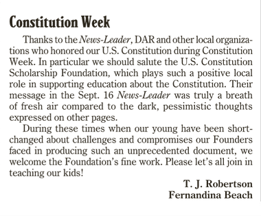 USCSF N-L Constitution Letter to Editor.