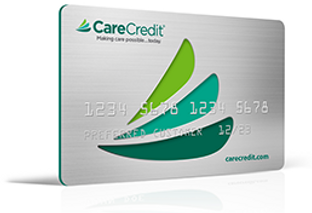 CareCredit - financing plans