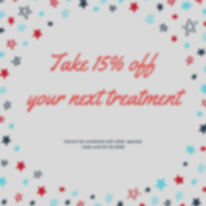 July 4th medical spa special