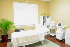 Laser & IPL Treatment Room
