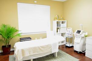 Laser & IPL Treatment Room