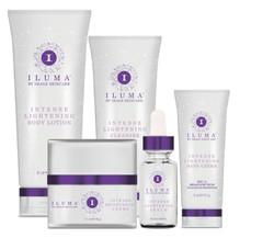 Iluma Skin Care Line