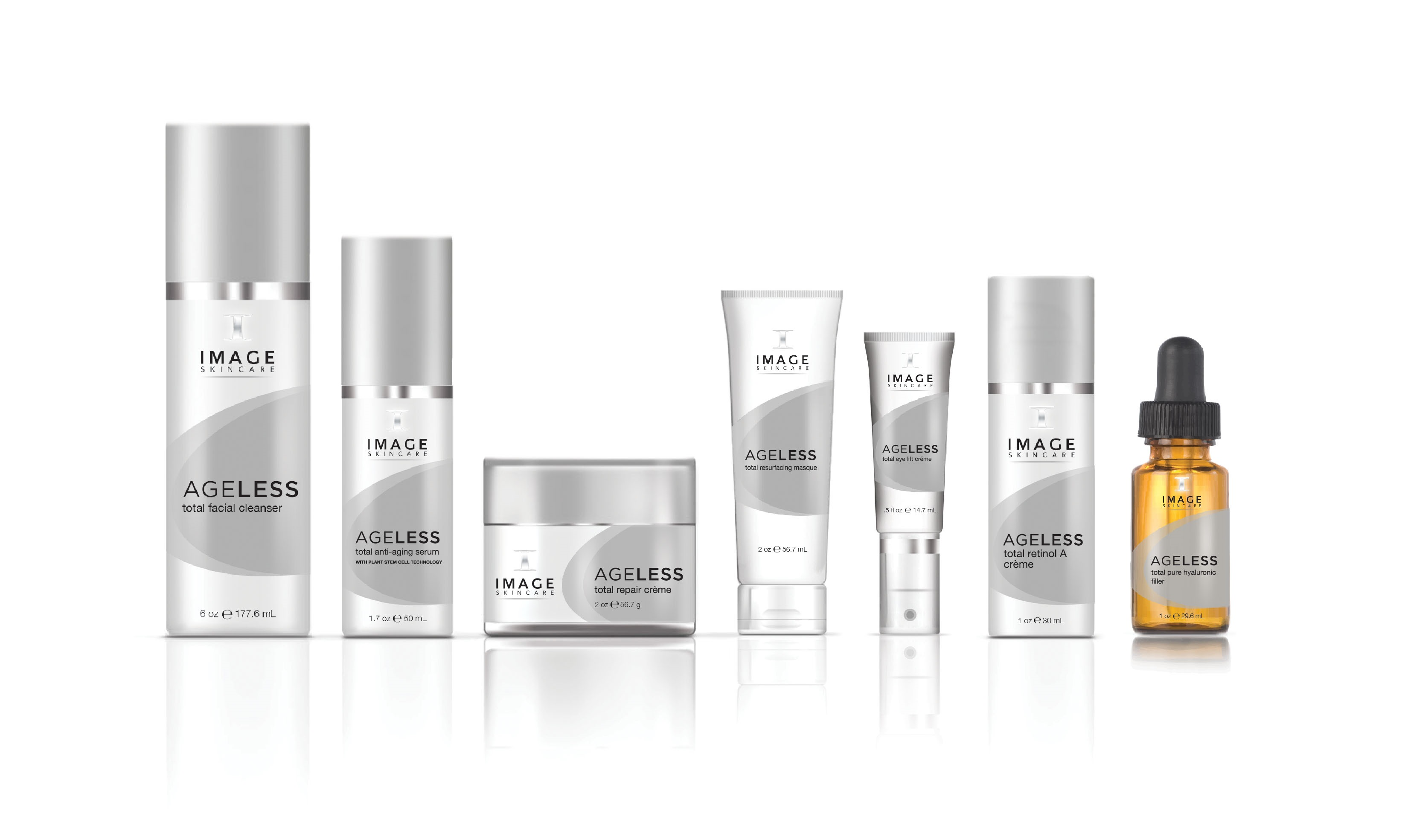 Ageless Skin Care Line