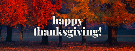 Thanksgiving Leaves Red Facebook Cover.p