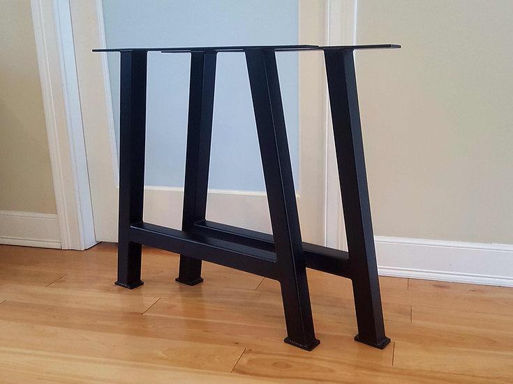 A Frame Counter Height Legs