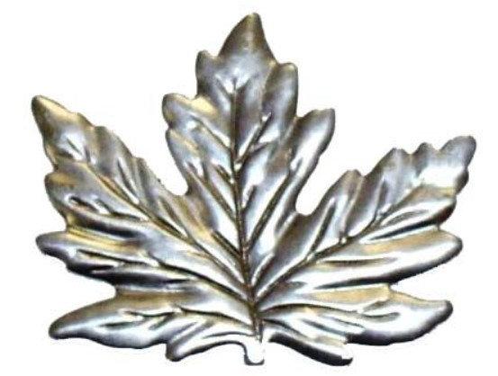 Maple Leaf Magnets - Set of 3