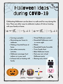 PRCT POSTER- Halloween ideas during COVI