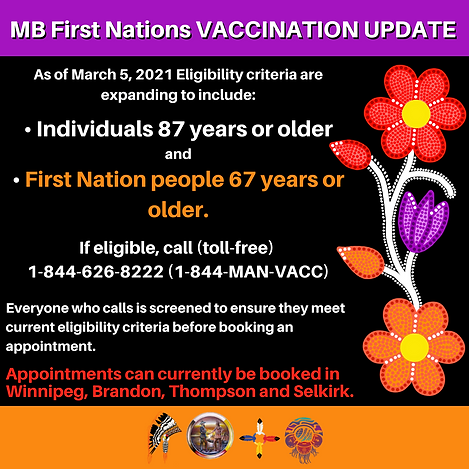 Instagram Vaccination Eligibility 67 yea