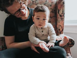 Lauren & Charlotte | Guelph Family Photographer