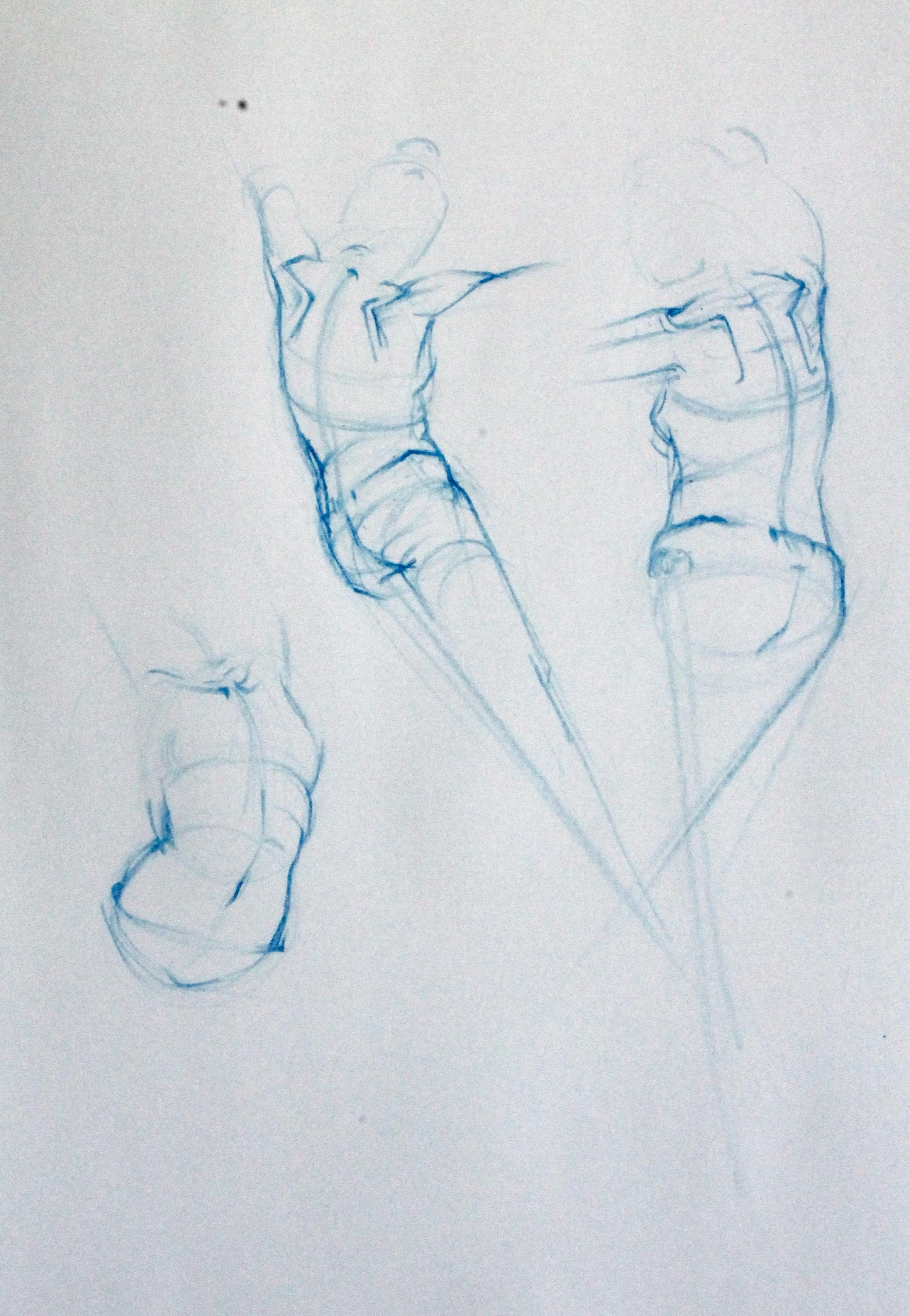 Ballerina study