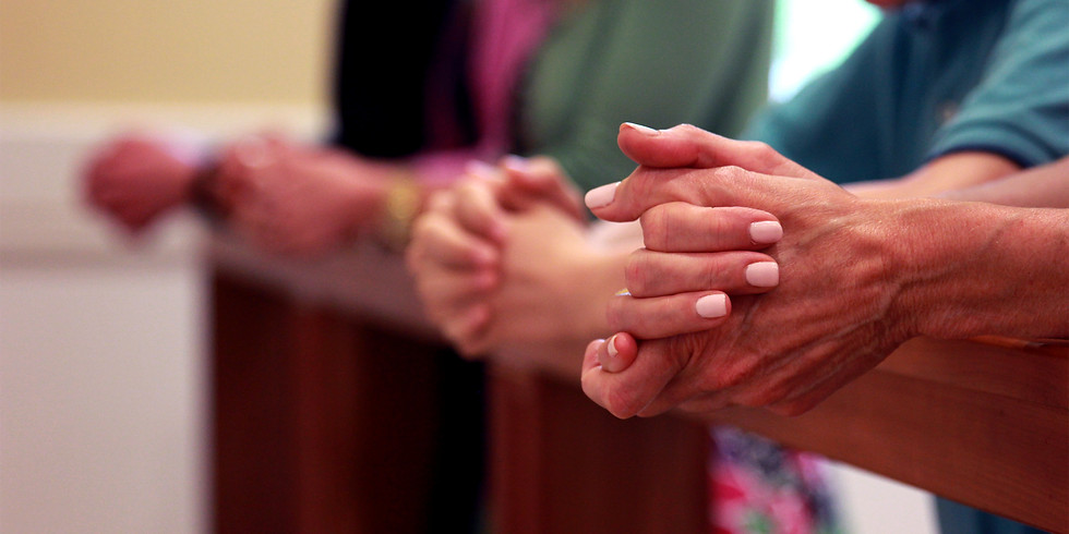 Servicio de Oración