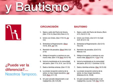 CIRCUNCISIÓN Y BAUTISMO