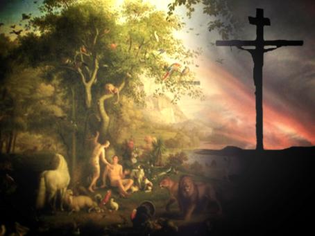 """Del Edén al Calvario """"Un Recuento Histórico del Antiguo Testamento"""""""