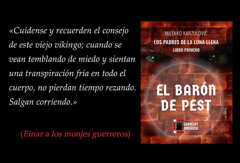 Baron De Pest Frases En Español