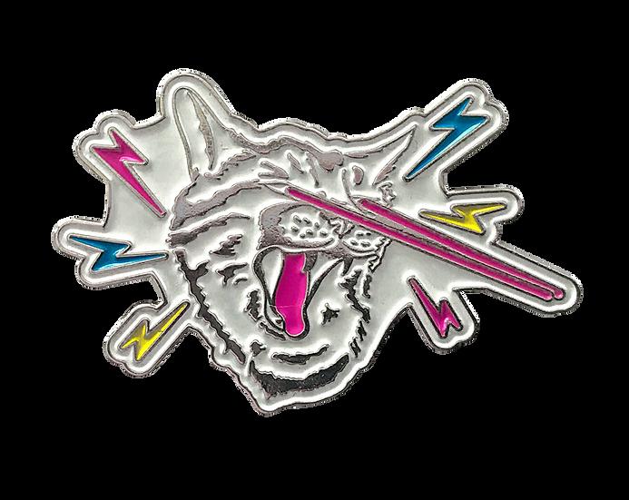 Cat Laser Pin