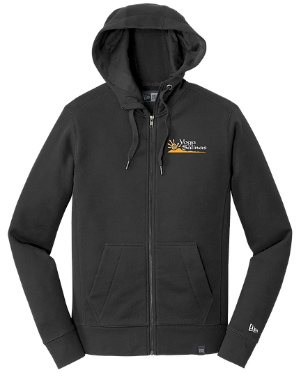 Yoga Salinas Unisex French Terry Zip Hoodie