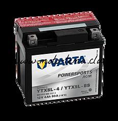 Аккумулятор для мототехники Varta 7Ач Moto AGM 507 901 012 (YT7B-BS) - фото 7