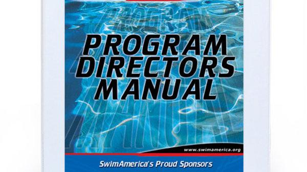SwimAmerica Program Director Manual (Downloadable PDF)