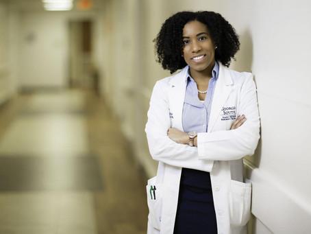 Homegrown Hero: Dr. Jessica Brumfield Mitchum