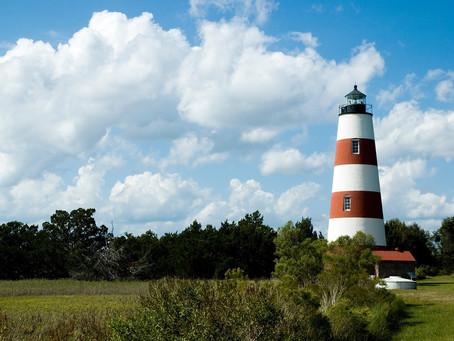 Shedding a light on rural Georgia: Sapelo Island