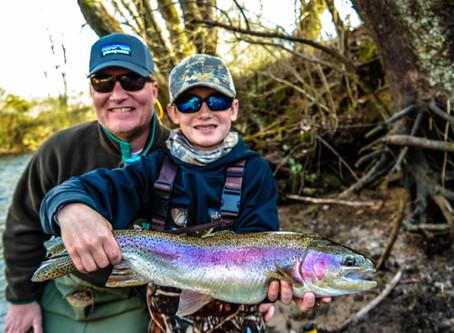 Rural Georgia surprises: Trout fishing