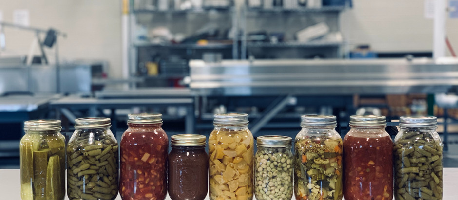 The art of canning: A rural Georgia staple