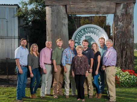Homegrown Hero: Battle Lumber Company