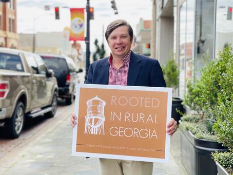 Rooted in rural Georgia: Jason Dunn