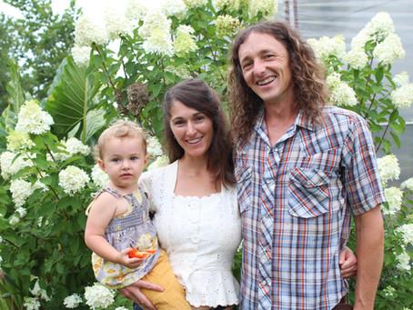 Homegrown Heroes: Chris & Jenny Jackson