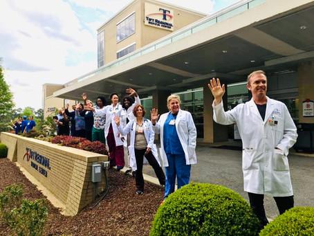Hospitals in Rural Communities Get Help in Fighting Coronavirus Battle