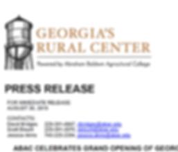 Screenshot Georgia Grown Release 08.30.1