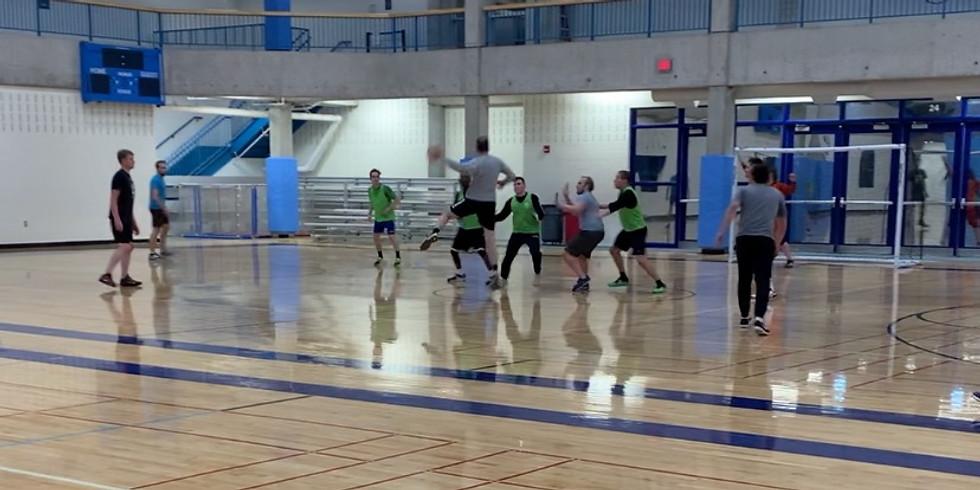 Team Handball Weekly Practice